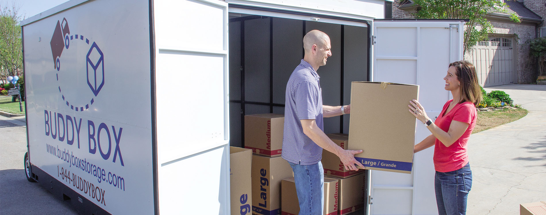 Portable Moving Container