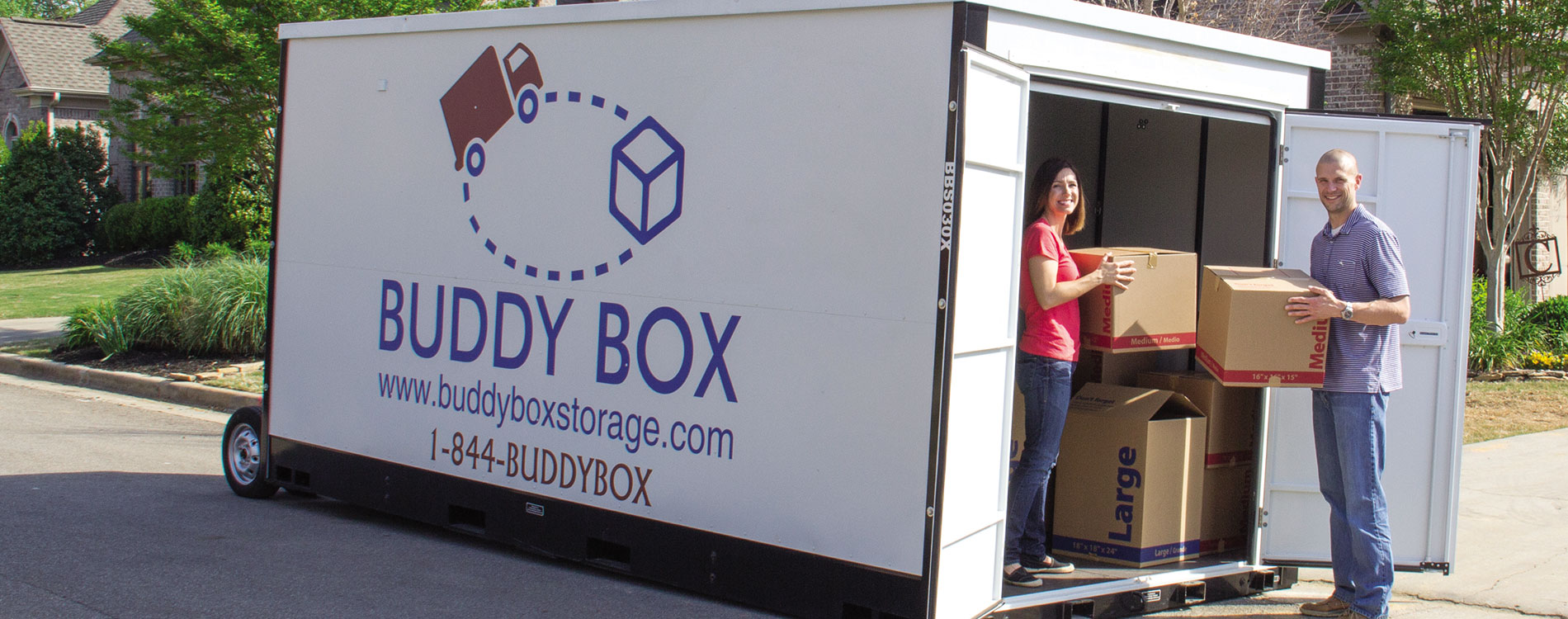 Portable Moving Container - Blog
