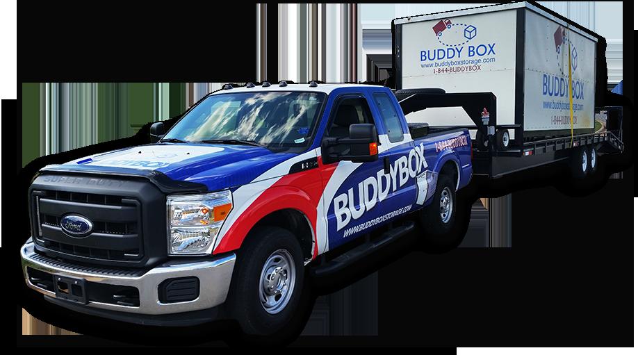 Buddy Box Truck and Service Box