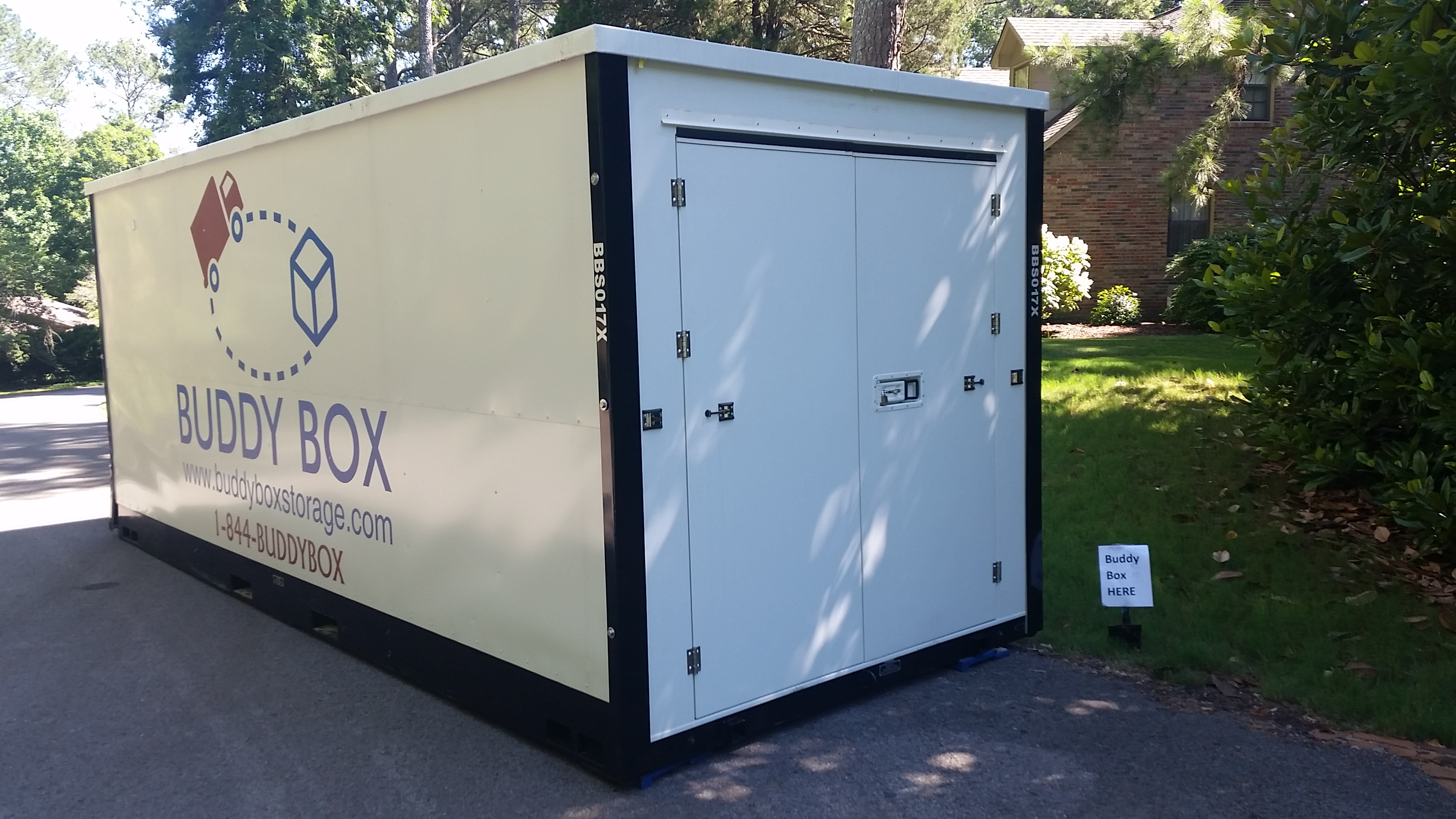 Buddy Box Portable Moving Container