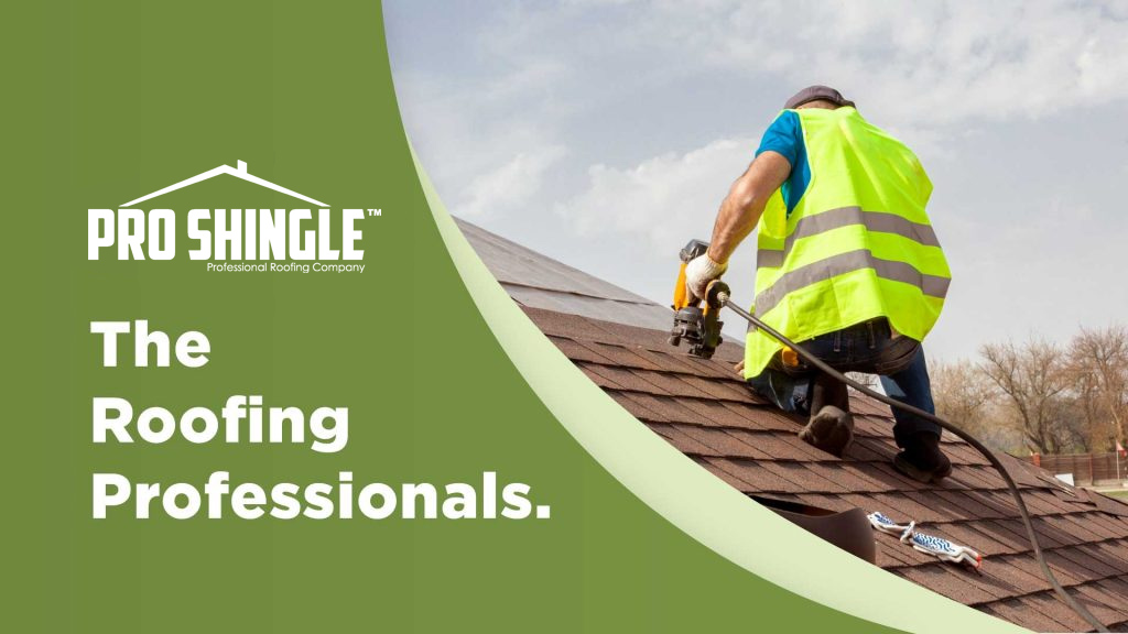 Pro Shingle - the roofing professionals
