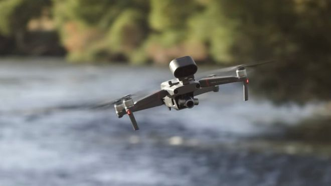 DJI challenges BBC on drone danger reports