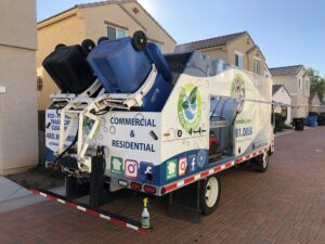Garbage Can Cleaning and Dumpster Cleaning