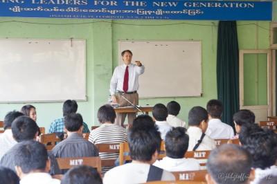 Tim Teaching