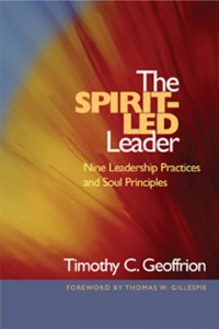 Spirit-Led Leader Book