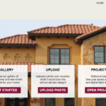 Stone visualizer home design tool for natural stone