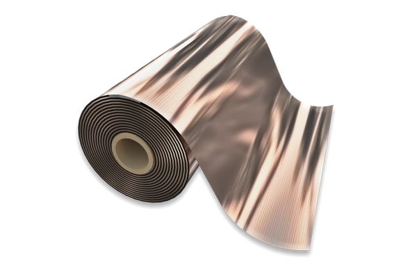 Copper Aqua Flash Flashing