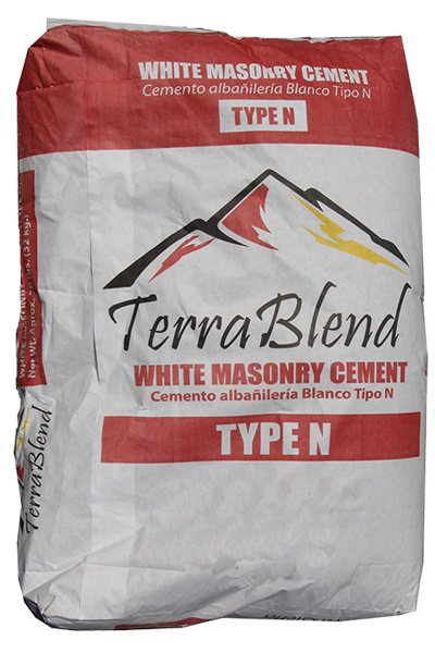 White Masonry Cement Type N