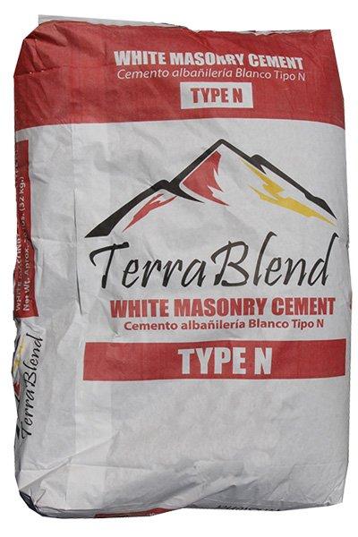 White Masonry Cement Type N