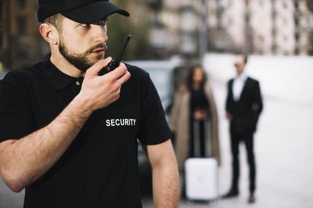 Unarmed Security Guards