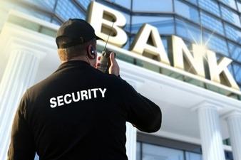 Bank security guards Riverside