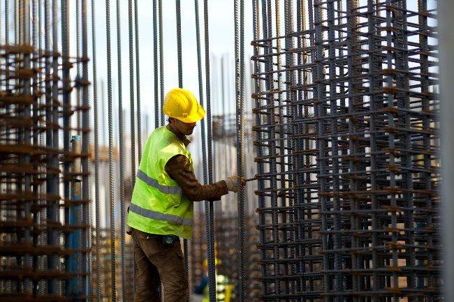 Construction site security guards Riverside
