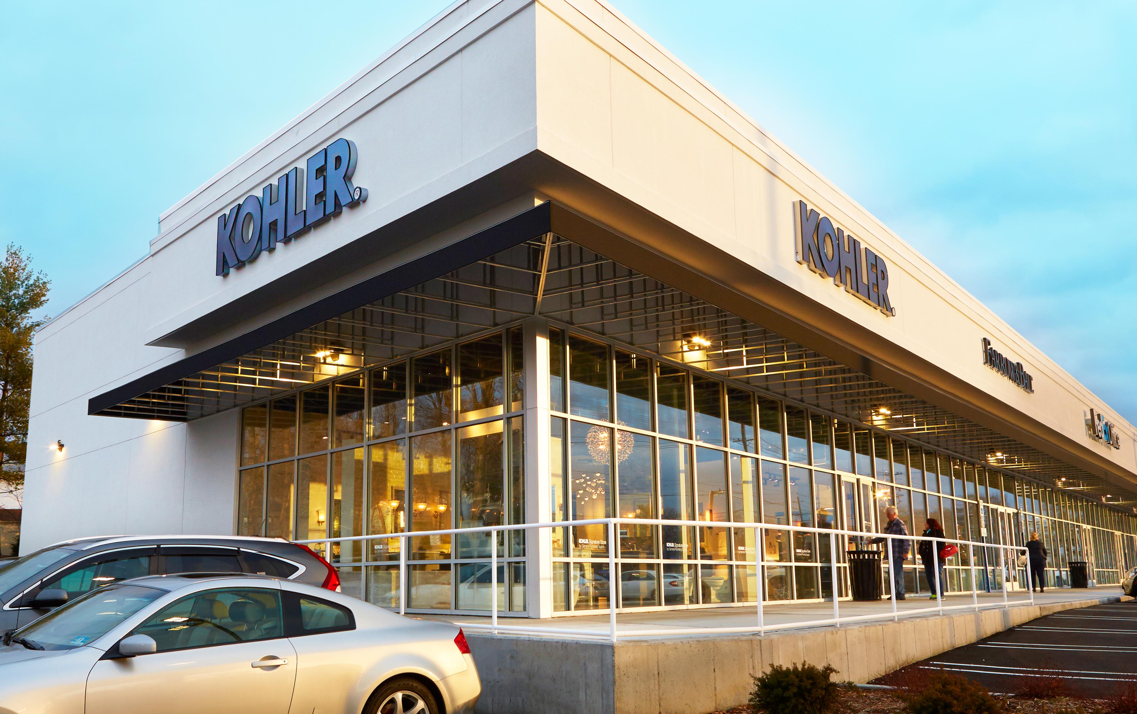 Kohler Store Paramus Exterior