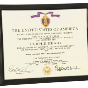 8 1/2 X 11 STEP EDGE CERTIFICATE FRAME