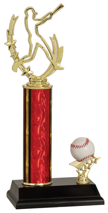 PROFILE BASEBALL TROPHY