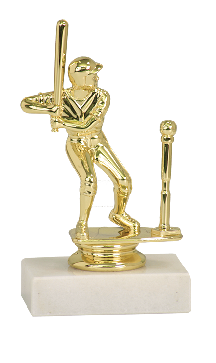 T-BALL FIGURE TROPHY