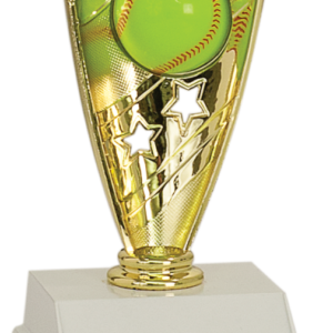 BANNER SOFTBALL TROPHY