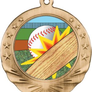 BASEBALL MOTION MEDAL