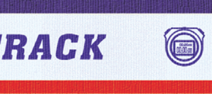 TRACK NECK RIBBON WITH SNAP CLIP