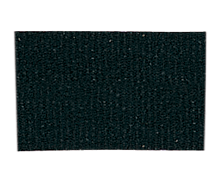 SOLID BLACK NECK RIBBON WITH SNAP CLIP