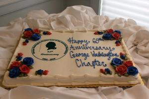 Chapter Meeting - 65th Anniversary Celebration - 13 Apr 2019