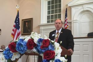 July 22nd - 243rd Anniversary of the Fairfax Resolves - Signing Celebration & Wreath Presentation
