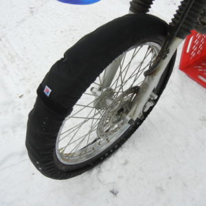 Motorcycle Ice Tire Wraps