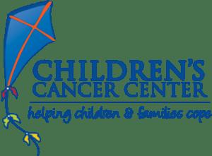 childrens cancer logo