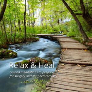 Relax and Heal CD cover