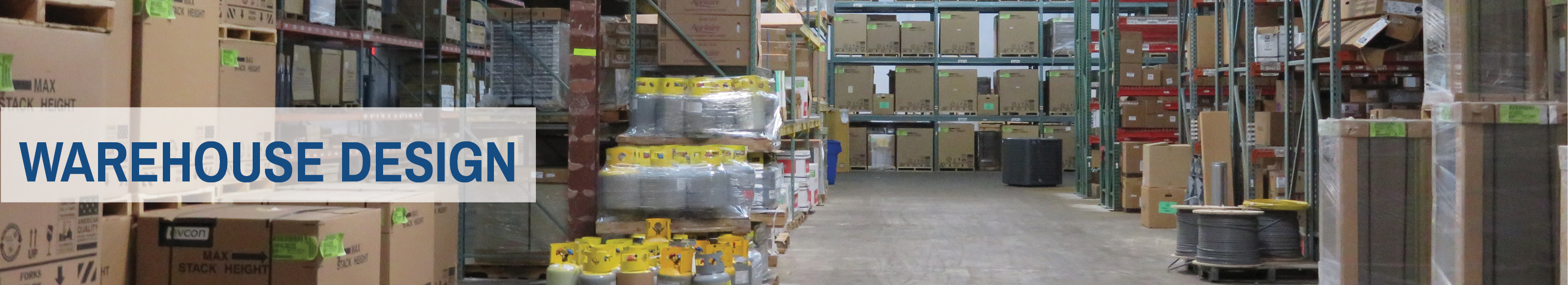 HVAC Warehouse Design