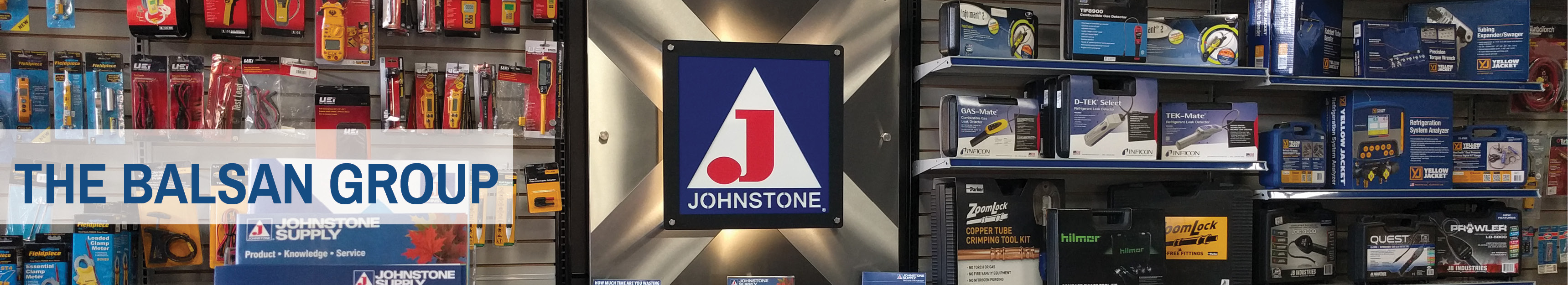 HVAC/R Knowledge - About Johnstone Supply, The Balsan Group