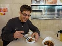 Chinese food chicken feet