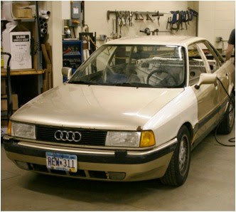 1990 Audi 90 Quattro