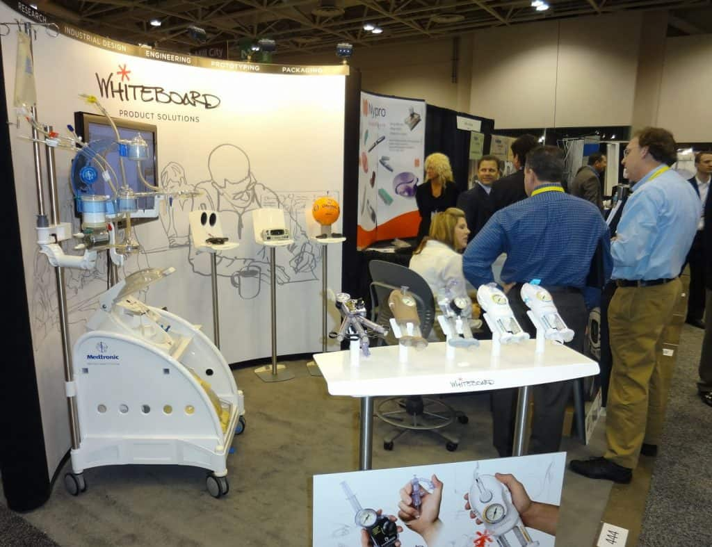 Tradeshow Booth Design and Development