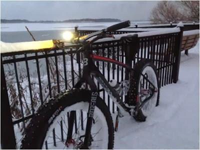 Excelsior bike path beauty shot