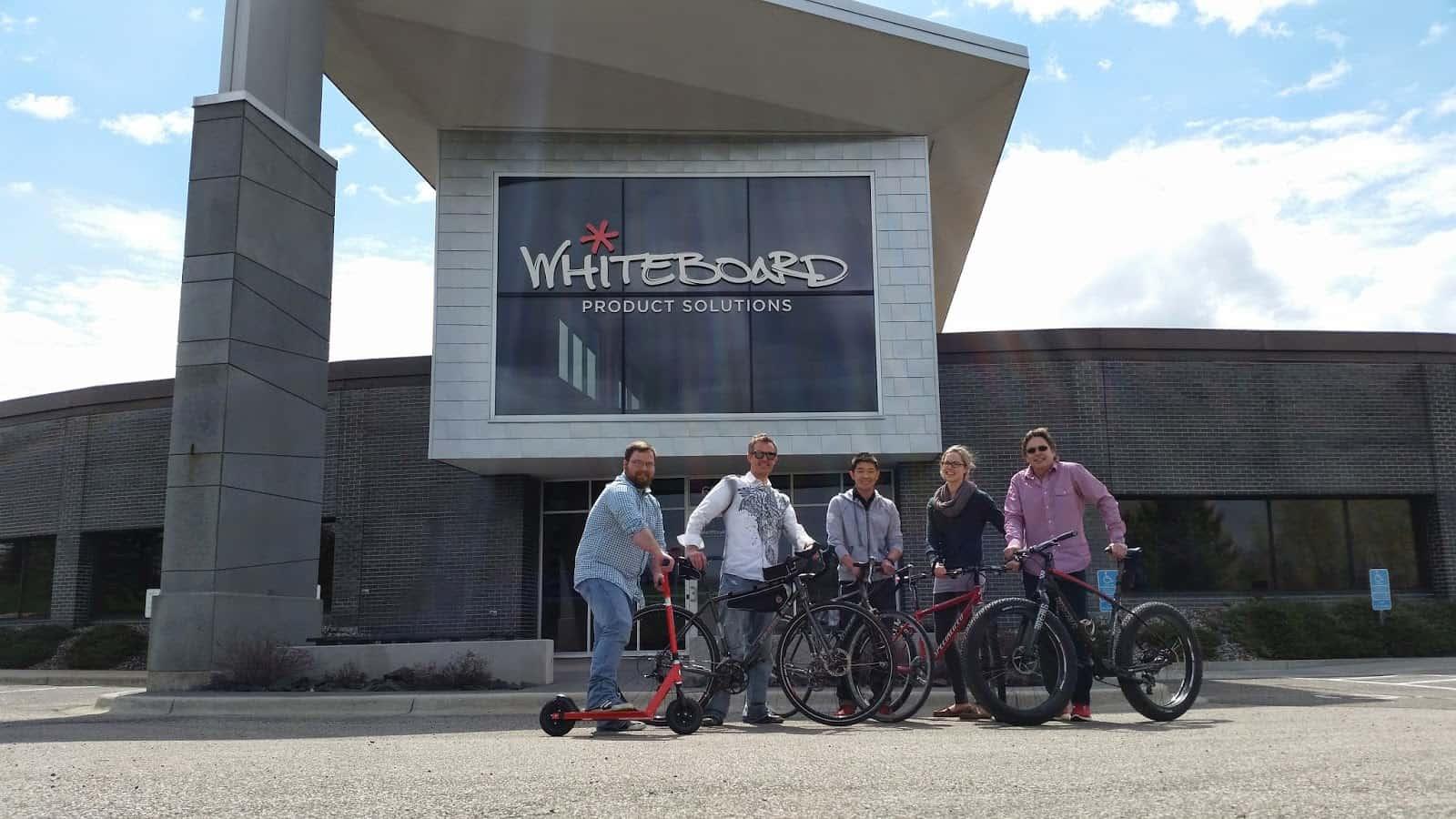 WhiteBoard Product Development