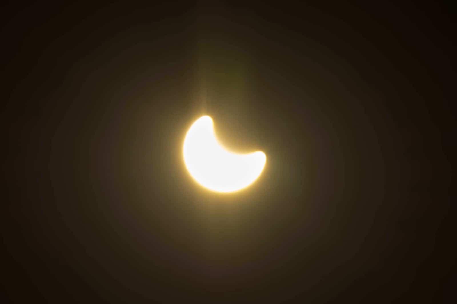Solar Eclipse October 23rd 2014
