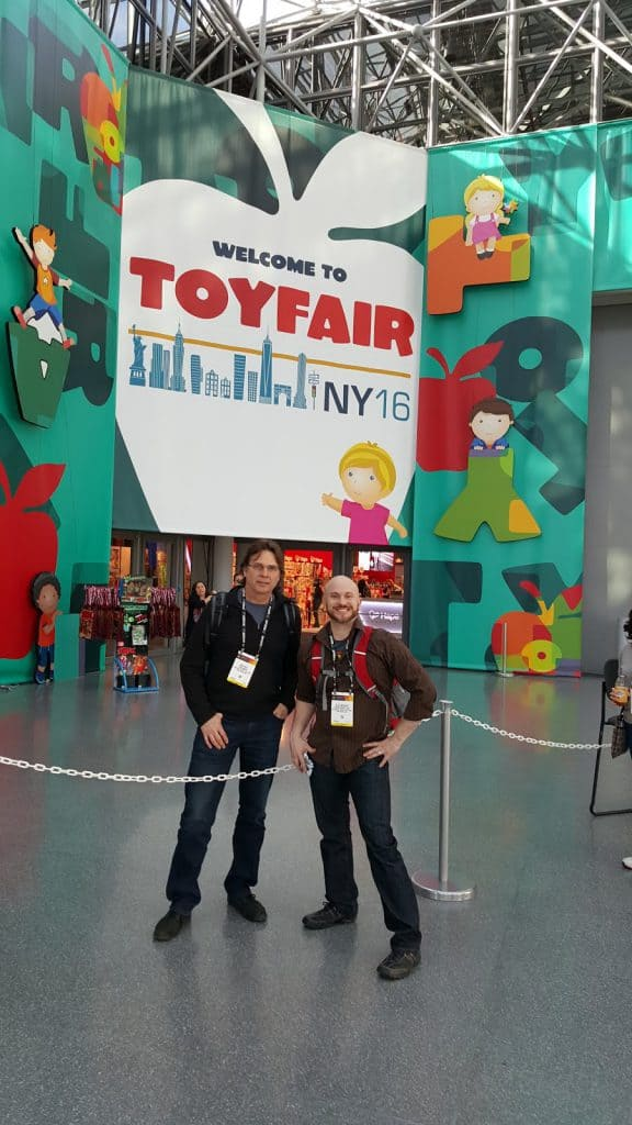WhiteBoard Product Solutions at Toy Fair 2016