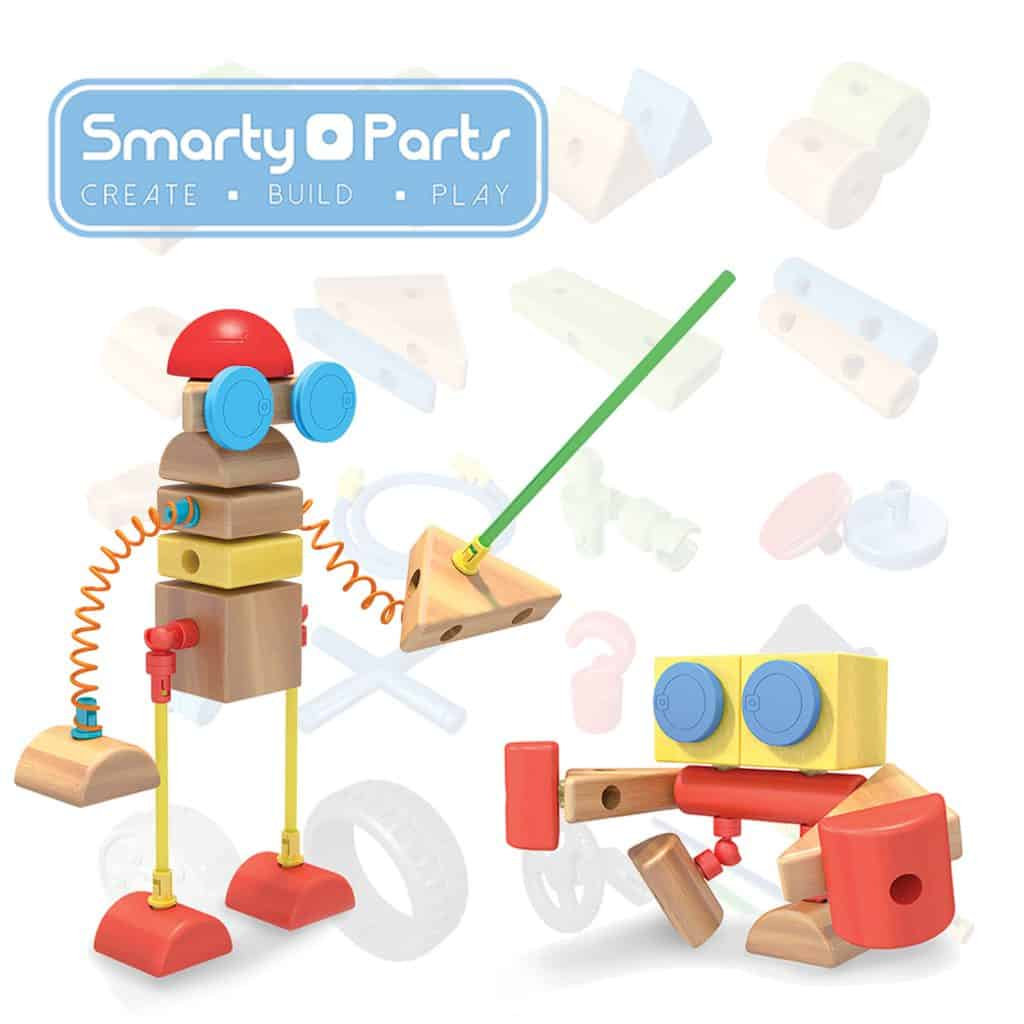Smarty Parts Toy Design