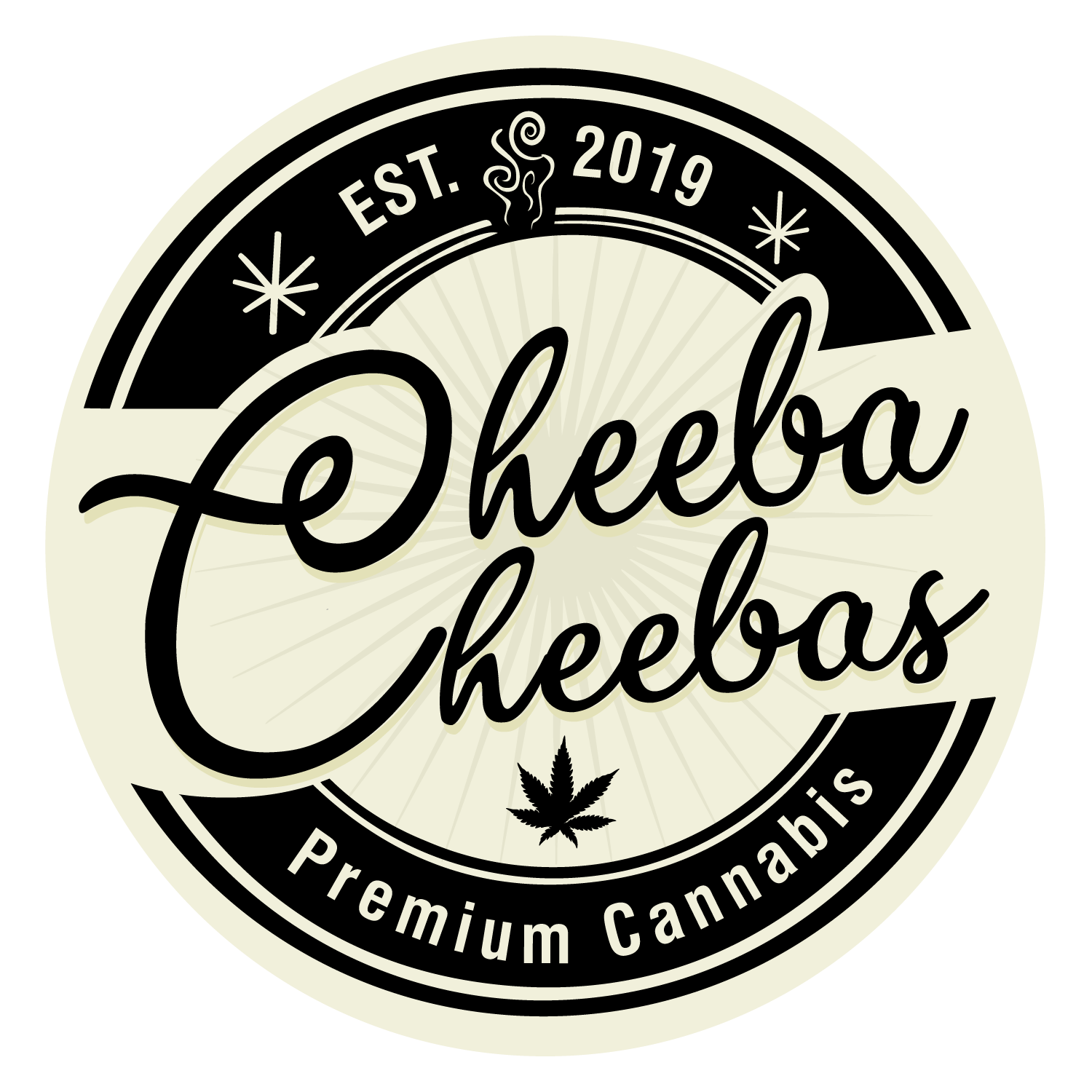 Cheeba Cheeba - Premium Cannabis Dispensary Logo
