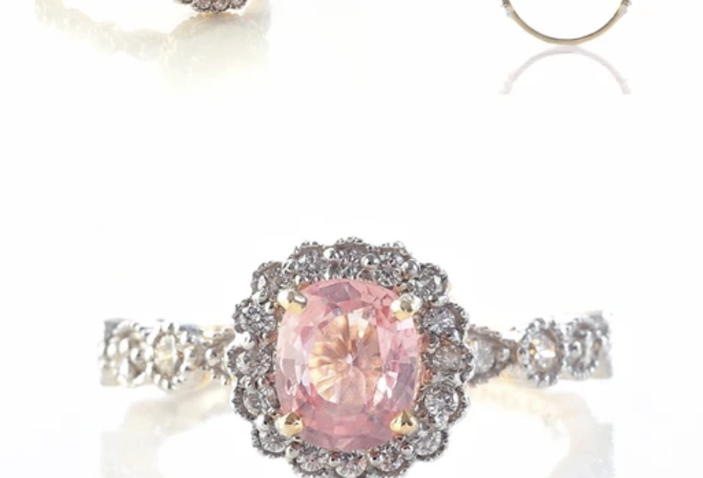 Padparadscha Sapphires – The latest stone trend fit for a Princess