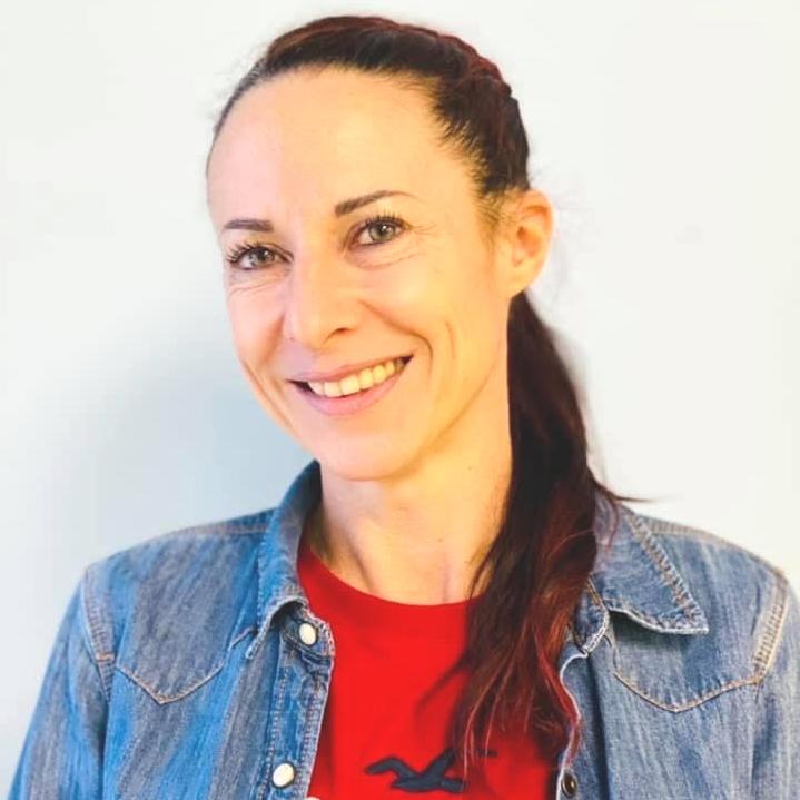 Je suis Christelle, éducatrice responsable dans le groupe des 3-4 ans.