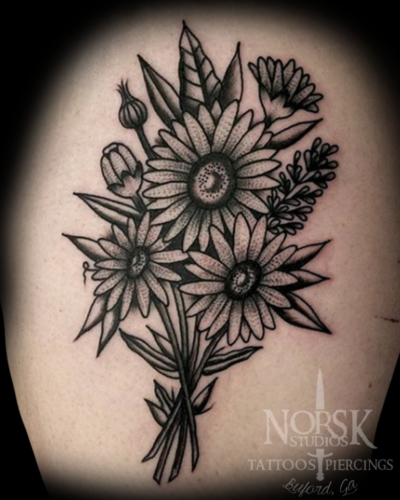 flowersblackwork