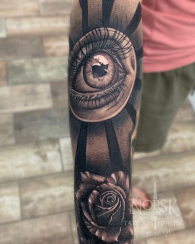 eyerose