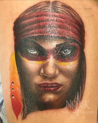 nativewoman
