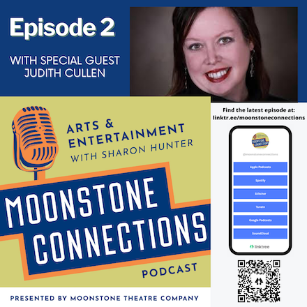 Ep. 2 – Featuring Judith Cullen – Executive Director of the Fox Performing Arts Charitable Foundation