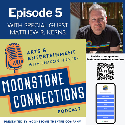 Ep. 5 – Featuring Matthew R. Kerns, artist, educator, and community leader