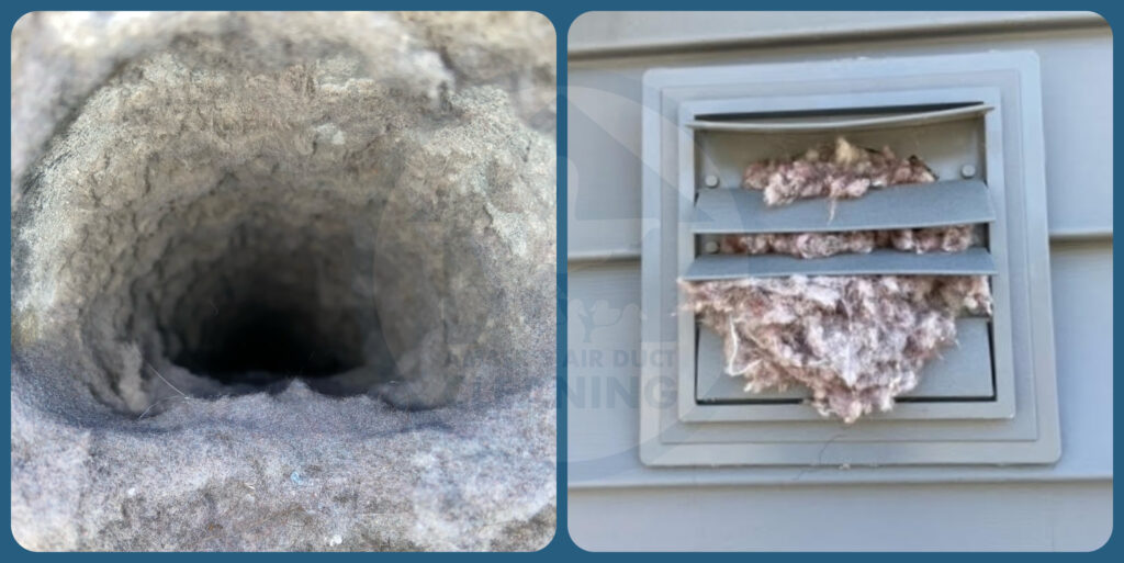 Don't Neglect Your Dryer Vents