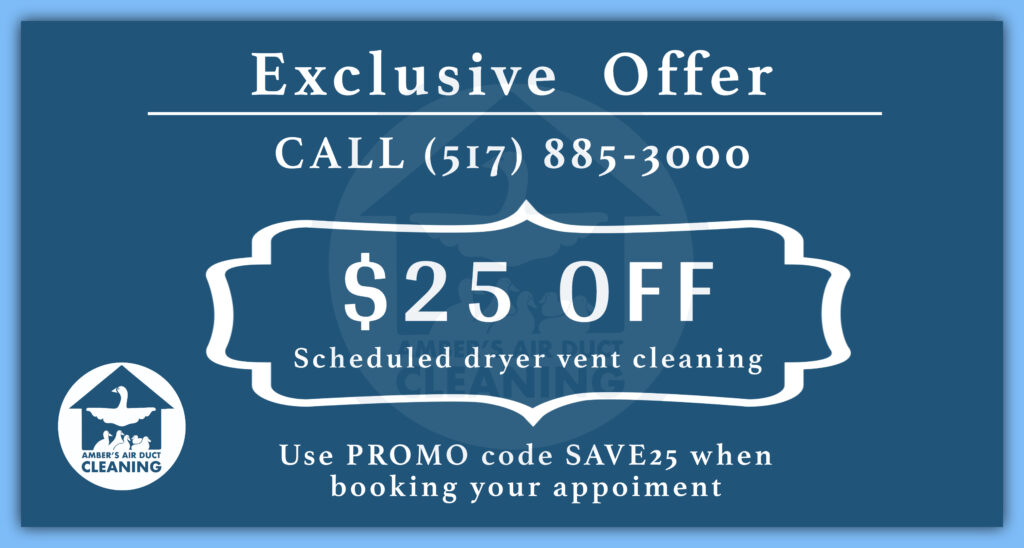Air Duct Cleaning Promotion