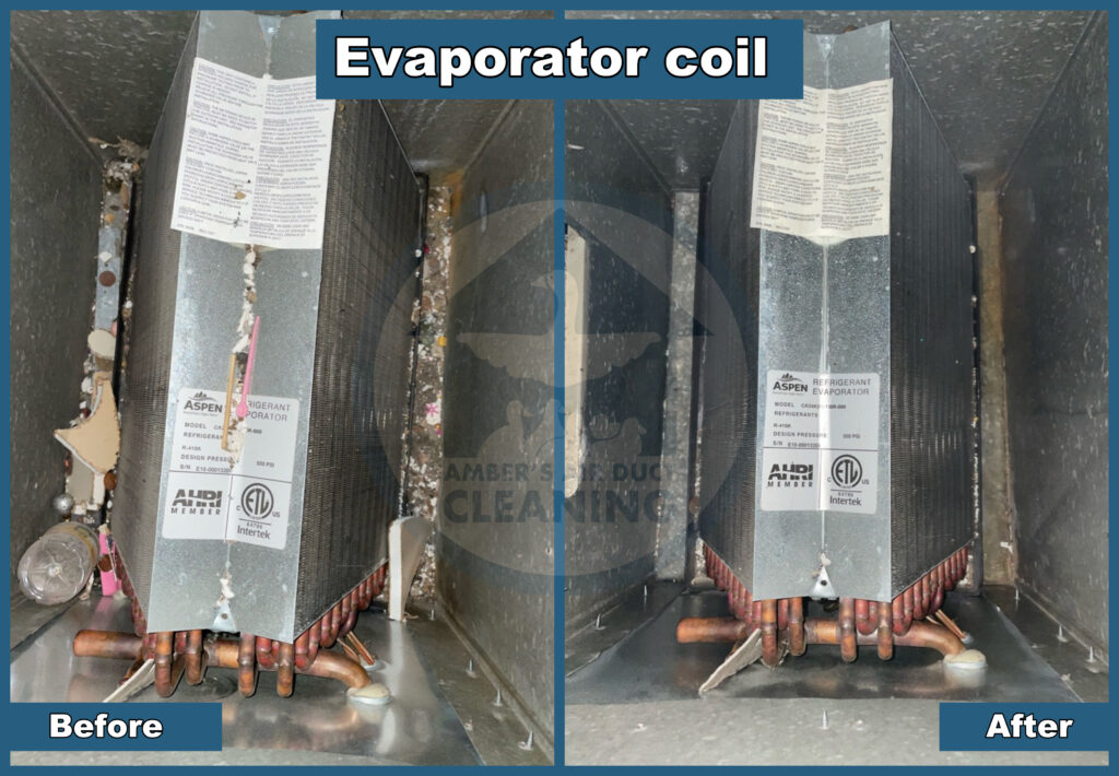 Why Cleaning Your Evaporator Coil is Important